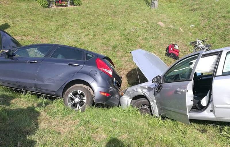 Kolejny wypadek w Rokitach
