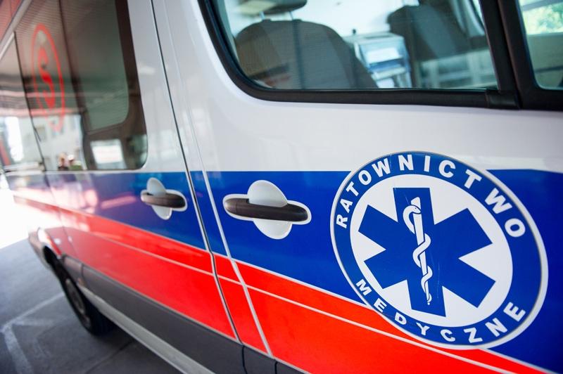 Działania medyczne w Czarnej Dąbrówce